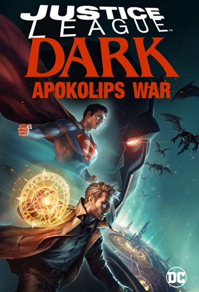 دانلود انیمیشن justice league dark apokolips war