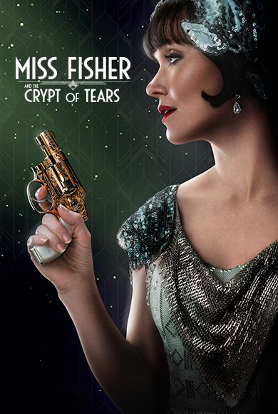 دانلود فیلم Miss Fisher & the Crypt of Tears