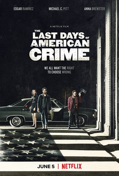 دانلود فیلم the last days of american crime