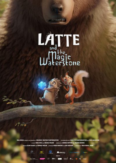 دانلود انیمیشن latte & amp the magic waterstone