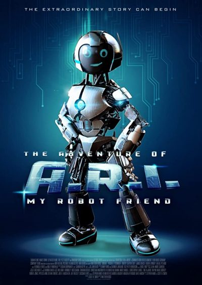 دانلود فیلم the adventure of A.R.I.: my robot friend