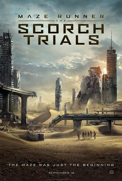 دانلود فیلم maze runner: the scorch trials