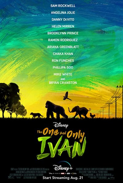 دانلود فیلم the one and only ivan