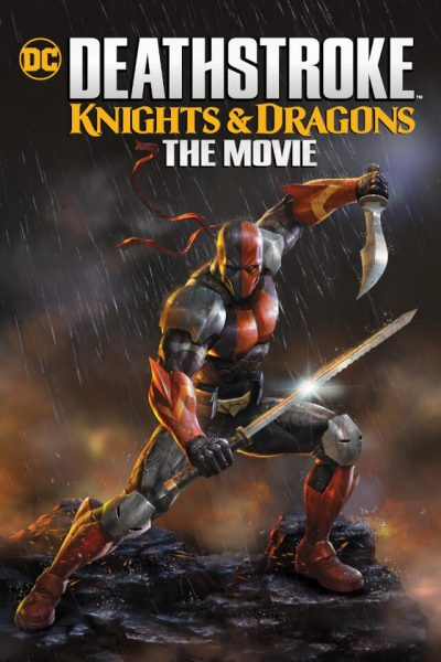 دانلود انیمیشن deathstroke: knights and dragons: the movie