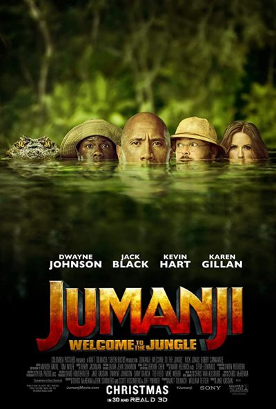 دانلود فیلم jumanji welcome to the jungle